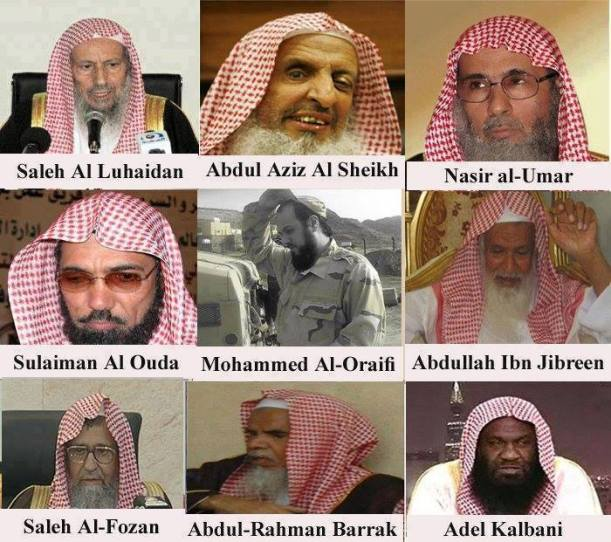 False Imams of Wahhabism, leaving true Imams (Imams of Madhab and ahlul bayt)