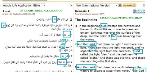 Arabic Bible widely use the name Allah for God. Moreover Jesus's mother tongue was Aramaic , not Hebrew