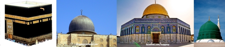 Holy Worship Places of Islam